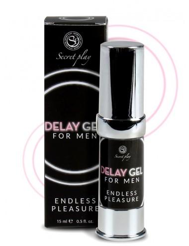 Gel lubrifiant retardant pour homme 15ml - SP1190 - Lubrifiants - Secret Play