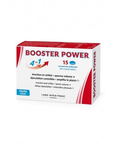 Booster Power 15 comprimés - CC850101