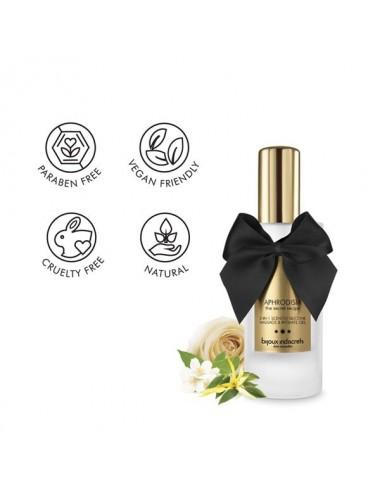 Gel intime à base de silicone massage 2 en 1 Aphrodisia - BI0492 - Huiles de massage - Bijoux Indiscrets
