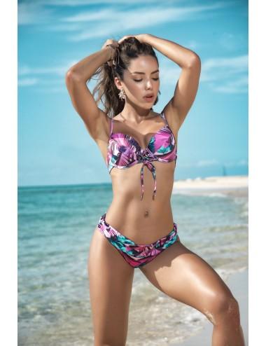 Lingerie - Maillots de bain et tenues de plage - Maillot de bain 2 pcs Style 6590 - Multicolore - Mapalé