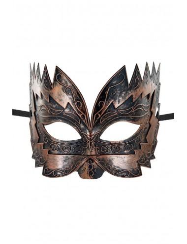Sextoys - Masques, liens et menottes - Masque haut cuivré Don Giovanni - CC709730020800 - Maskarade