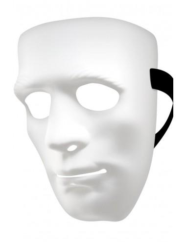 Sextoys - Masques, liens et menottes - Masque Don Juan blanc - CC709717002000 - Maskarade