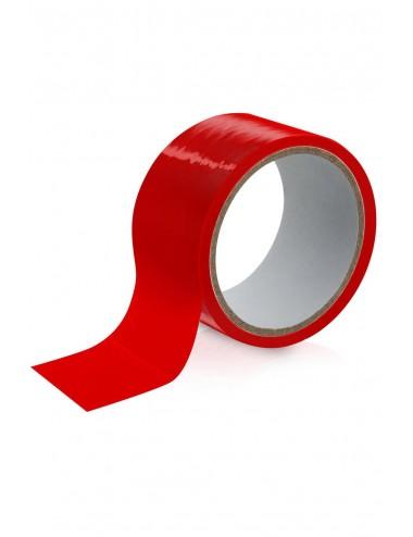 Tape ruban bdsm rouge - CC5051100030