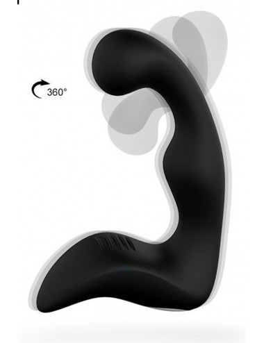 Sextoys - Masturbateurs & Stimulateurs - Plug anal double pénétration 12 programmes USB - CR-CAW010 - Dreamy Toys