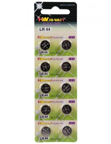 Sextoys - Accessoires - Boîte de 10 piles LR44 - FS740519 - FunSex