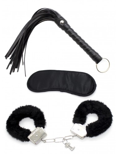 Sextoys - Bondage - SM - Kit de soumission 3 pièces - 332400001 - Dreamy Fetish