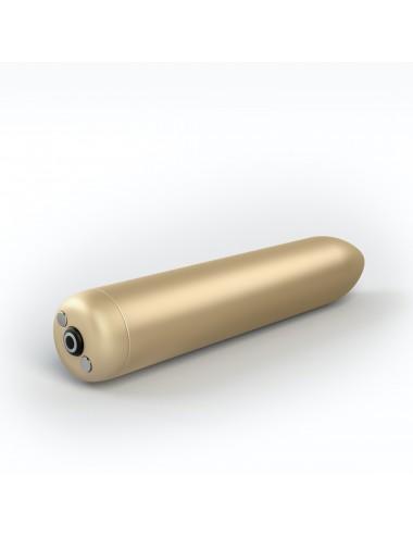 Sextoys - Masturbateurs & Stimulateurs - Stimulateur Clitoridien Rocket Bullet - Or - Dorcel