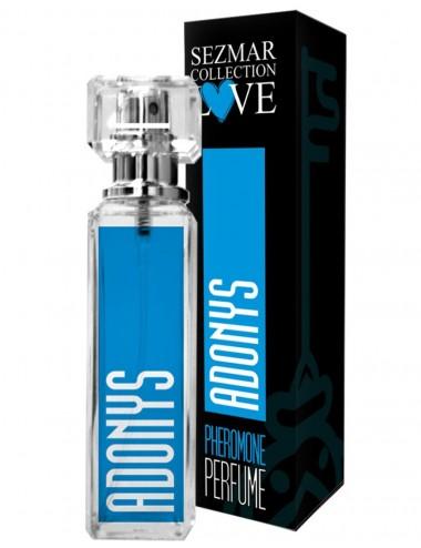 Bouteille de Parfum phéromones Adonis 30ml - SEZ025 - Parfum - SEZMAR