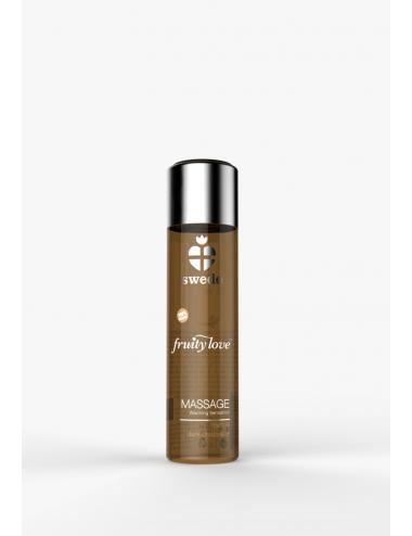 Huile de massage - Chocolat Noir Intense - 60 ml - Huiles de massage - Swede