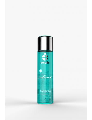 Huile de massage - Cassis Citron Vert - 60 ml - Huiles de massage - Swede