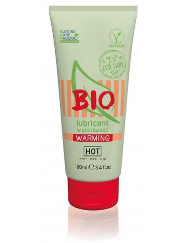 Lubrifiant chauffant à base d'eau bio et végétalien 100 ML HOT - FS618144 - Lubrifiants -