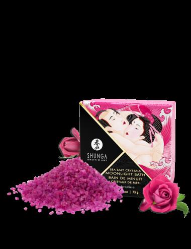 Bain de Minuit - Aphrodisia Roses - Plaisirs Intimes - Shunga