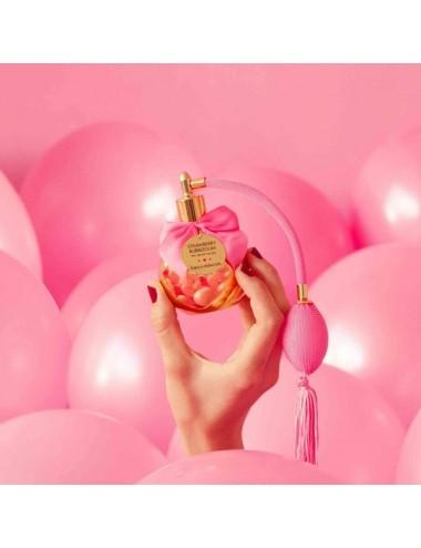 Brume corporelle Bubble gum parfum sans alcool et doux 100 ml - Plaisirs Intimes - Bijoux Indiscrets
