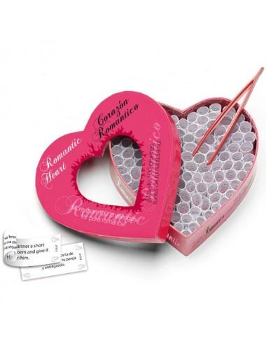 ROMANTIC HEART & CORAZON...