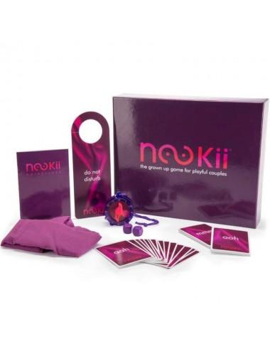 Nookii se des jeux pour...