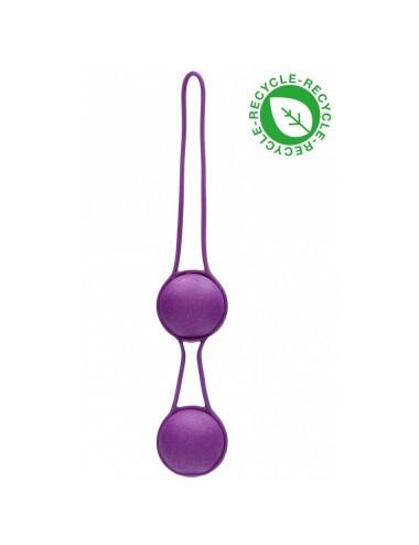 Boules de Geisha Biodégradables Violet