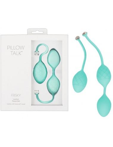 Boules Frisky Turquoise Pleasure Balls Set