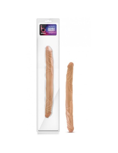 Double Gode Réaliste Latino B Yours - 35 cm