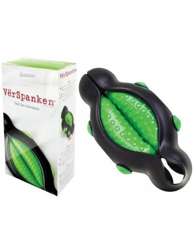 Masturbateur VerSpanken Bumpy vert