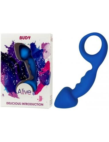 Dildo anal Budy bleu