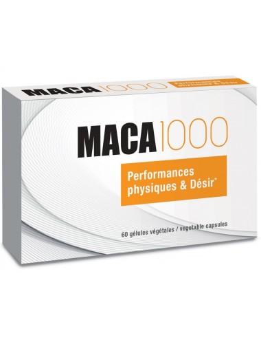 Maca 1000 - 60 gelules