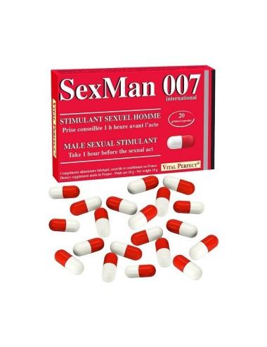 Sexman - 20 gélules