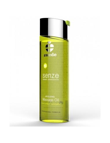 Huile de massage Senze Arousing - 75 ml