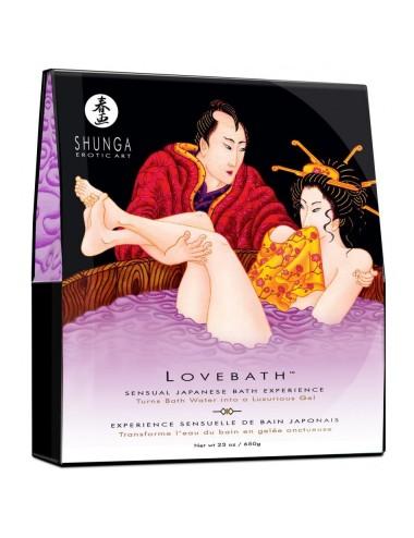 Gelée de Bain Lovebath - Lotus Sensuel