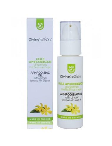 Huile aphrodisiaque Bio - 100 ml