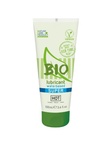 Lubrifiant Bio Vegan Super - 100 ml