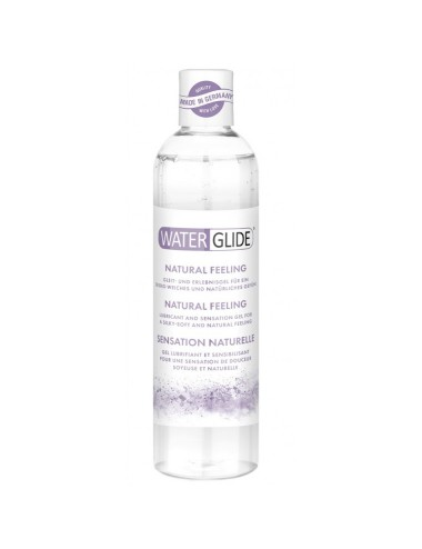 Lubrifiant Waterglide Sensation Naturelle - 300 ml