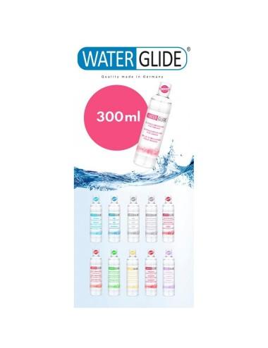 Lubrifiant Waterglide Fraise Sauvage - 300 ml