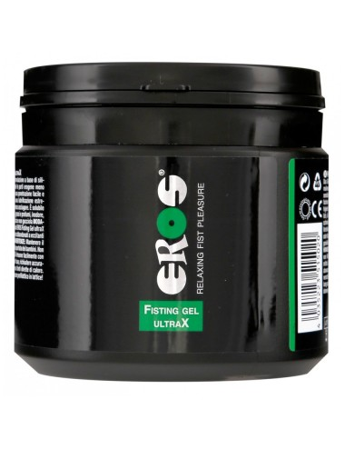 Gel anal Eros Fisting UltraX Désensibilisant - 500 ml