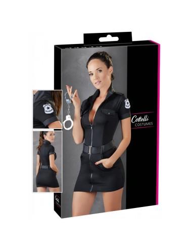 Tenue de Police Sexy - M