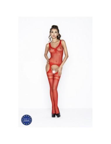 Combinaison rouge BS038 - TU