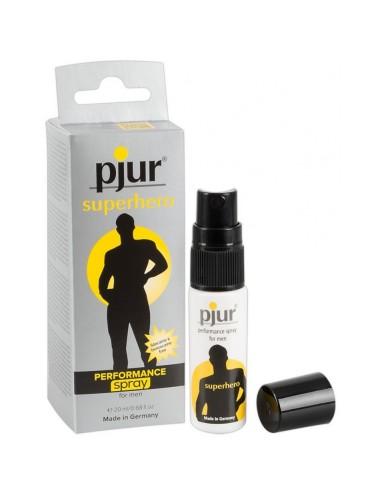 Spray Performance Retardant Pjur Superhero - 20 ml