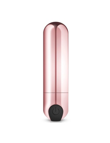 Stimulateur Rechargeable Rosy Gold Bullet