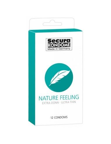 12 Préservatifs Extra Fin - Nature Feeling