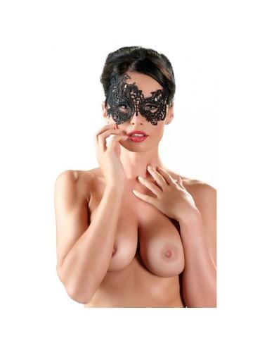 Masque brodé