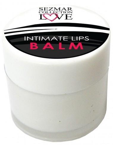 Baume de plaisir menthe effet froid pour lèvres intimes 50 ml - SEZ040