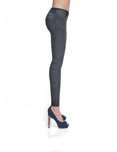 Lingerie - Leggings Sexy - Legging Avril - Noir - Bas Bleu