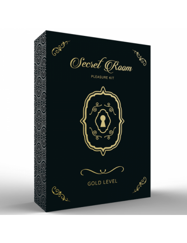 Kit plaisir secretroom gold...
