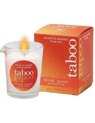 Taboo bougie massage femme...