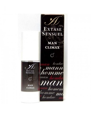 Extase sensuel man climax