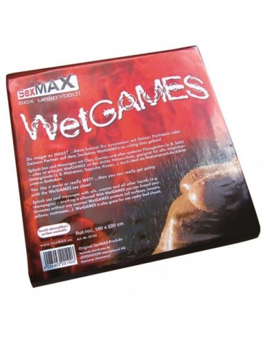 Sexmax wetgames sex-laken...