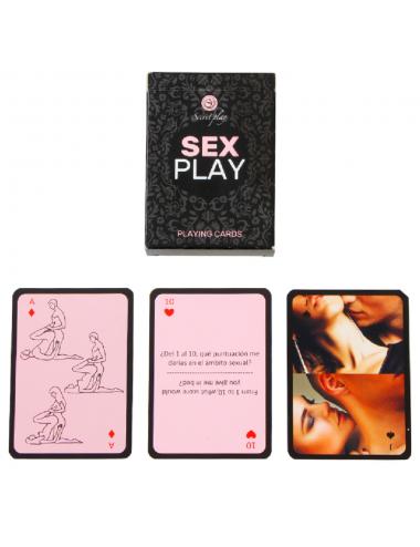 Secretplay juego de cartas...