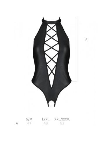 Body Noir Nancy - XXL-XXXL