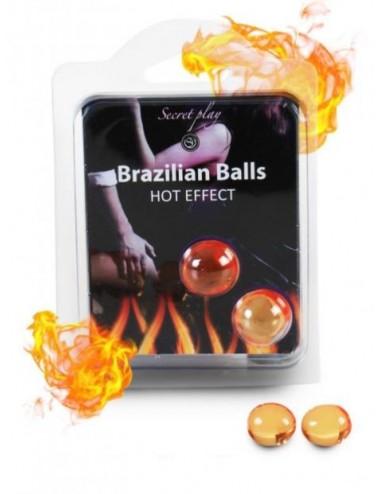 Duo Brazilian Balls Hot effect