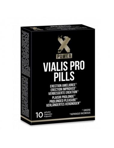 Vialis Pro pills - 10 gélules