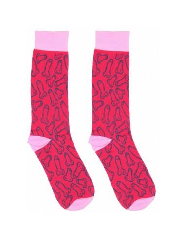 Chaussettes Sexy Socks Motifs Pénis - T 36-41